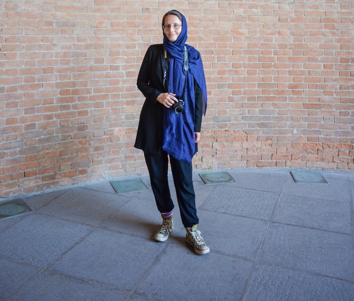 Lesefreude in Teheran