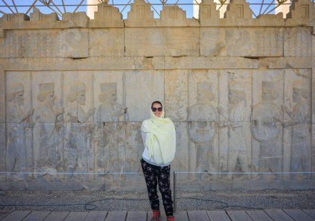Iran Persepolis - der König und seine 28 Völker