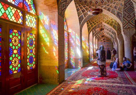 Ein Tag in Shiraz - Iran - Tag 6
