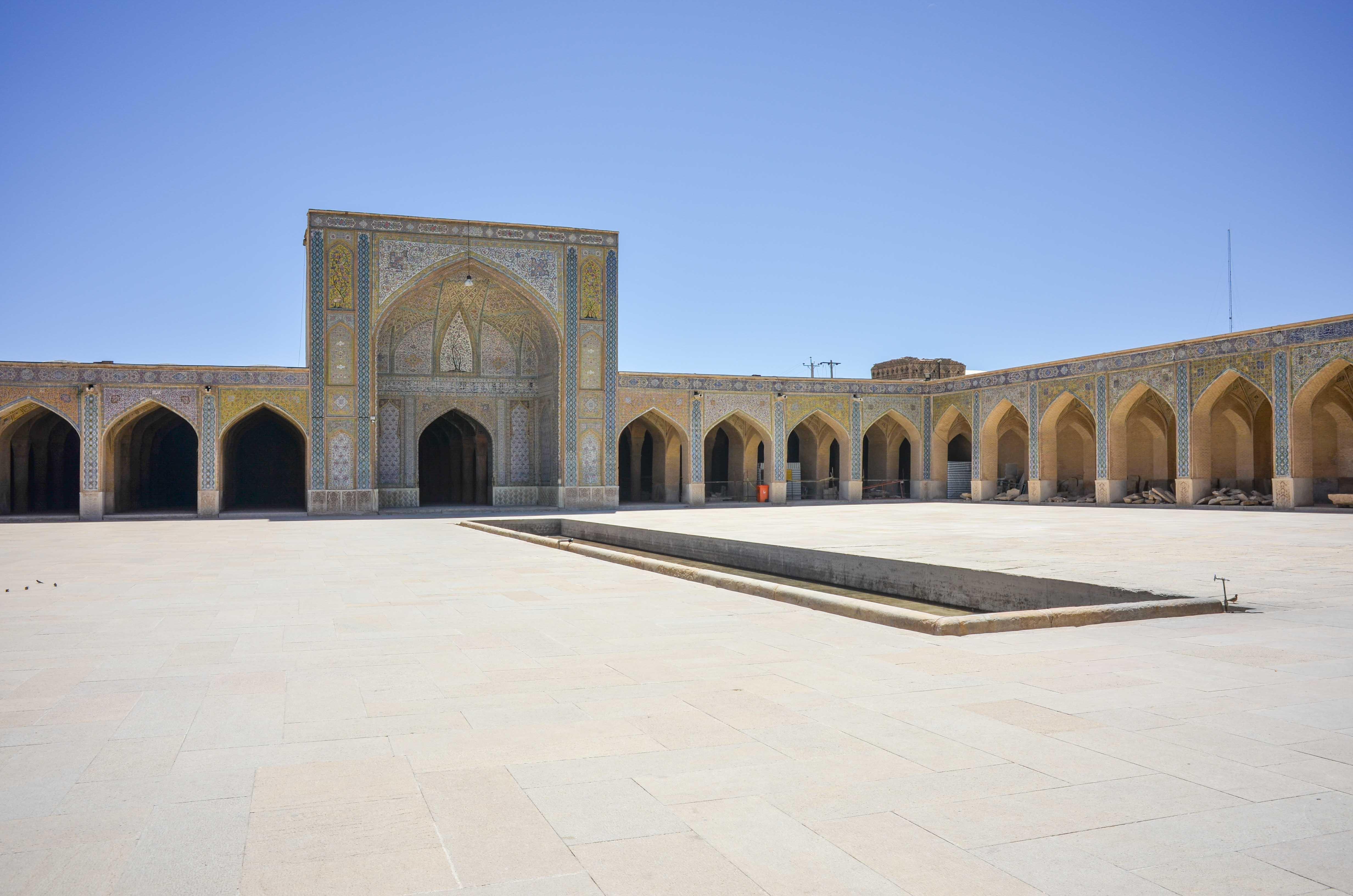 Vakil Moschee in Shiraz - Iran