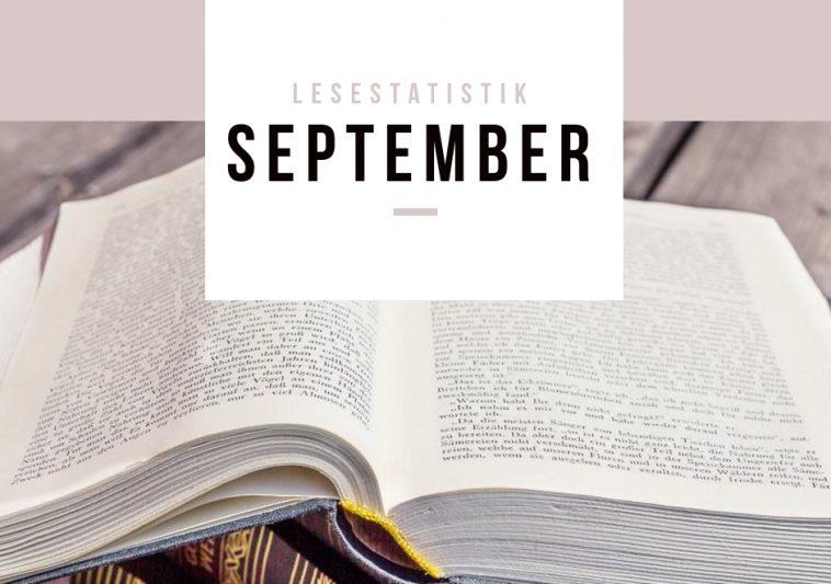 Lesestatistik - September