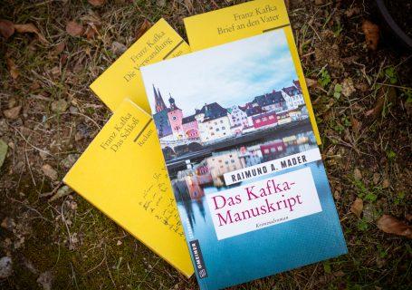 Das Kafka Manuskript - Raimund A. Mader