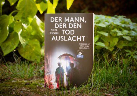 Der Mann, der den Tod auslacht - Philipp Hedemann