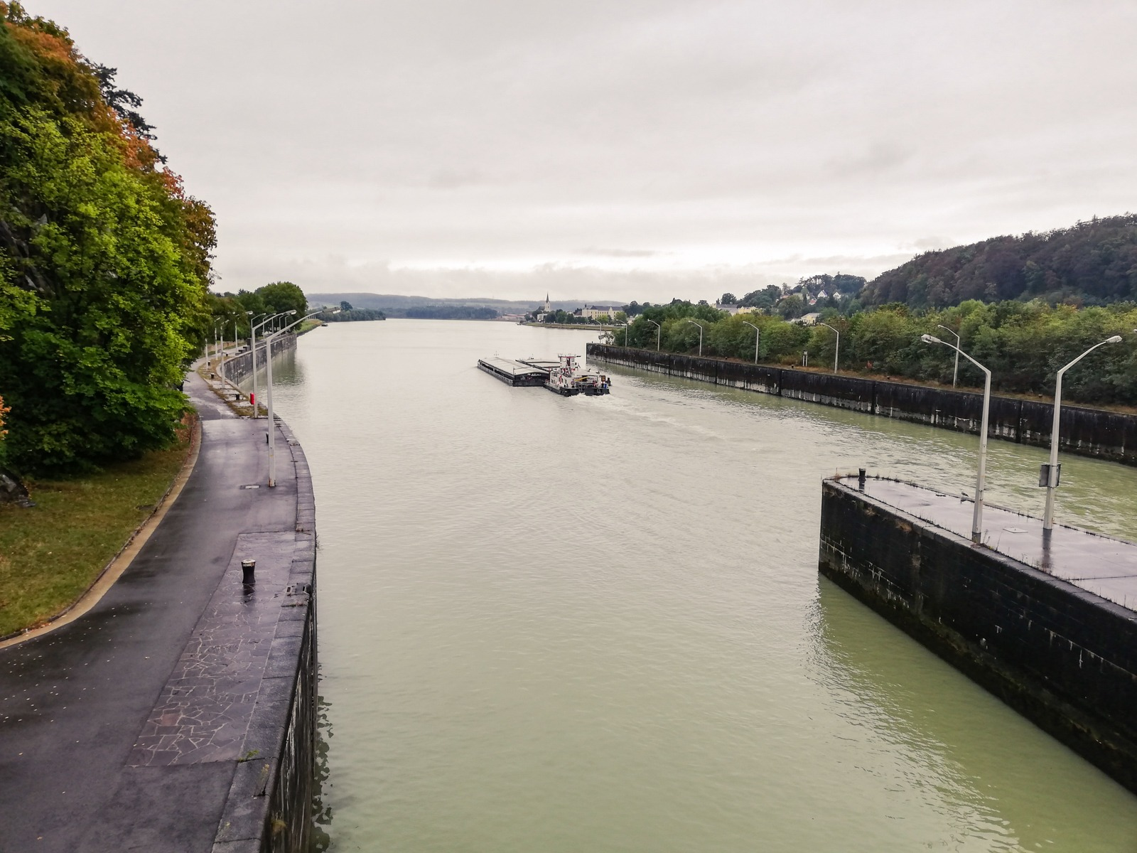 Donaukraftwerk Ybbs-Persenbeug