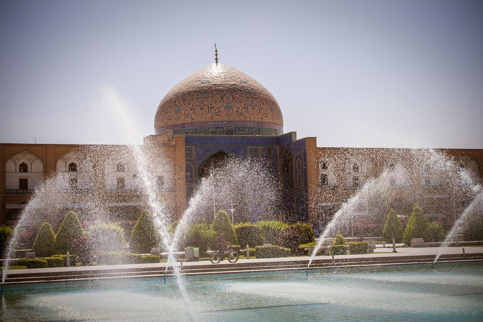 Lotfalloh Moschee
