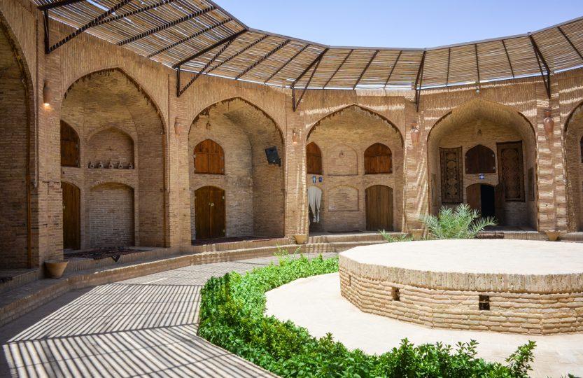 Karawanserei Zein-o-Din im Iran