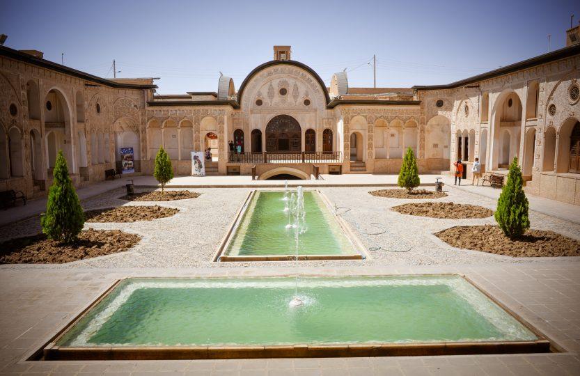 Tabatabai - Kaufmannshaus in Kashan - Iran