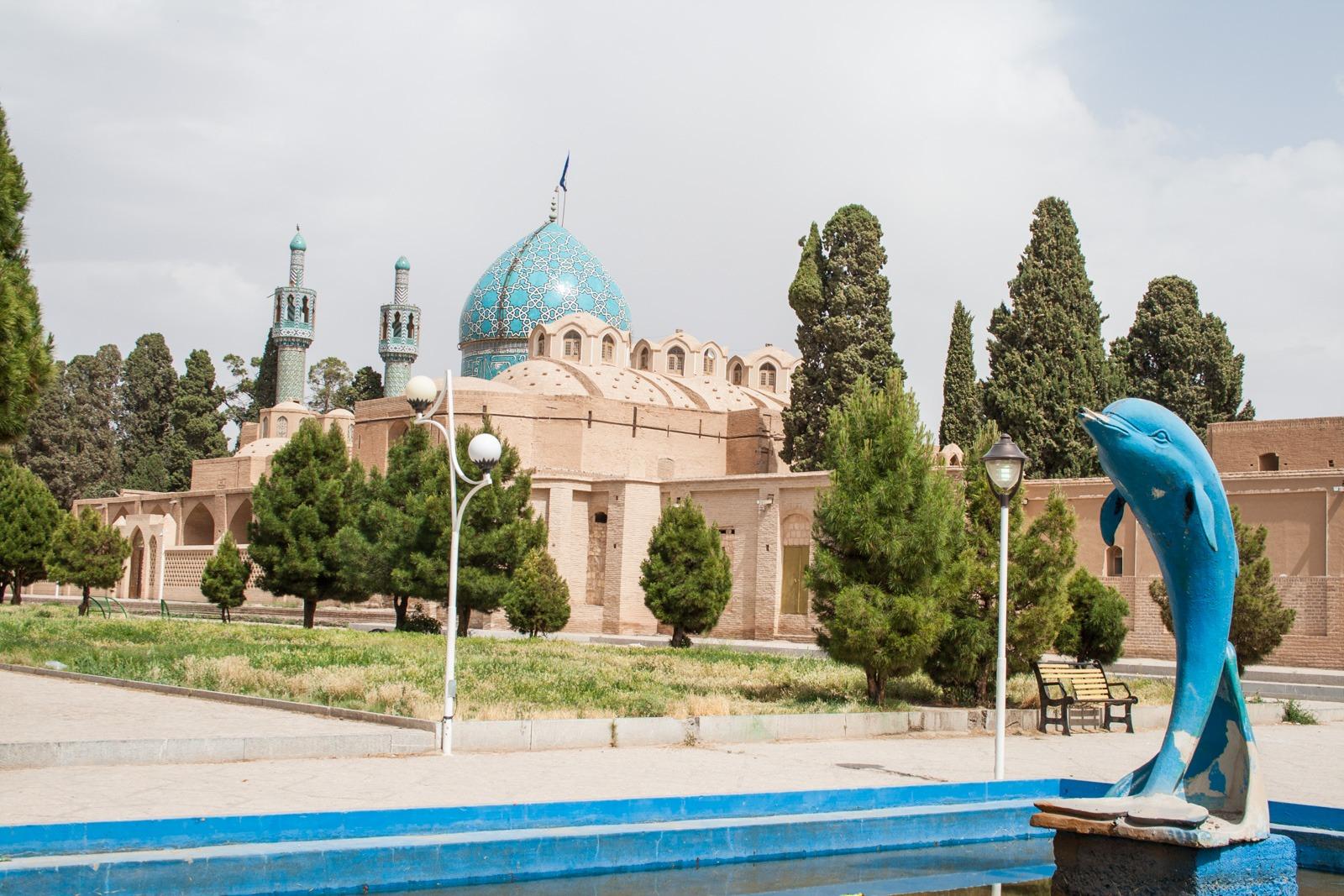 Sufi Grabanlage in Mahan - Iran