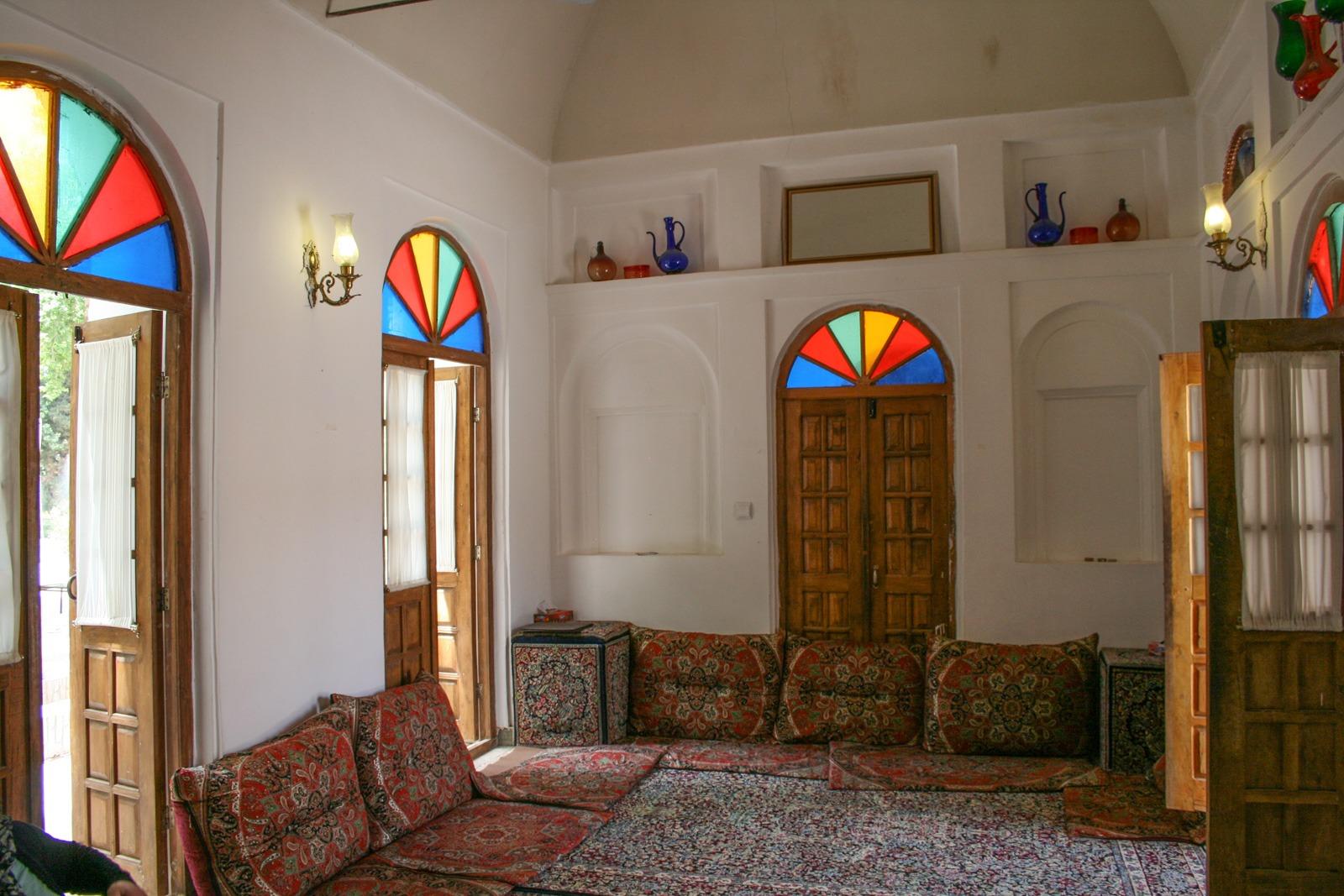 Restaurant im Prinzengarten Bag-e Shahzadeh
