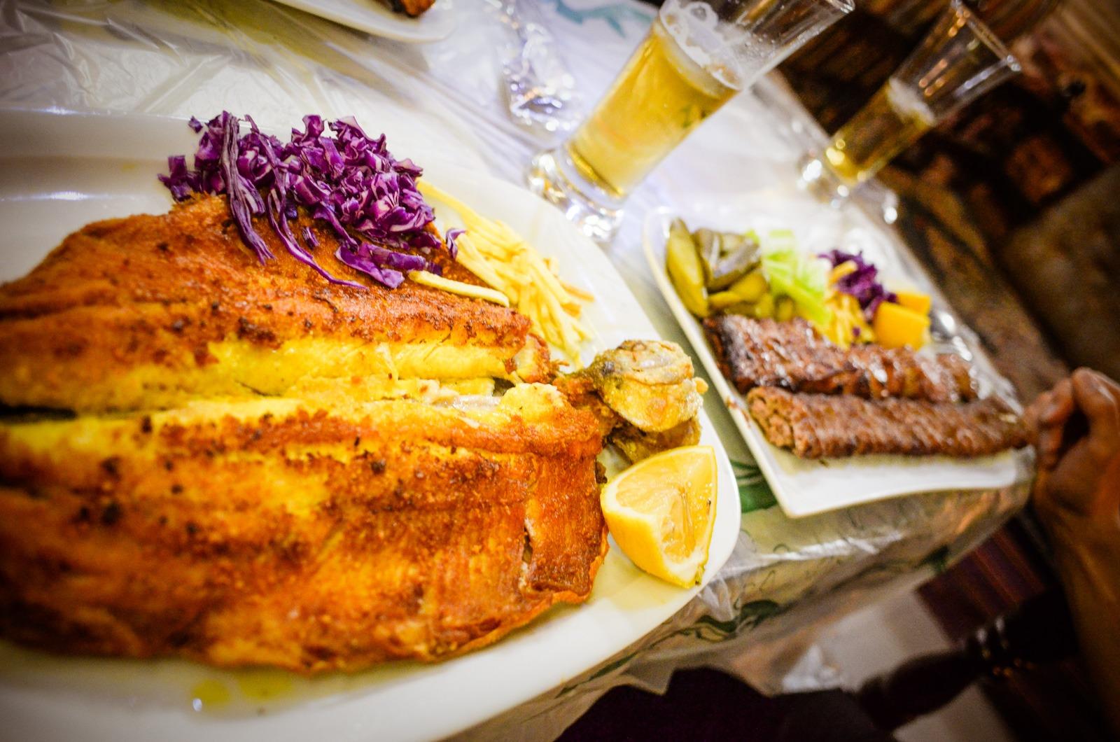 Teheran - Das letzte Essen im Afshar Traditional Restaurant