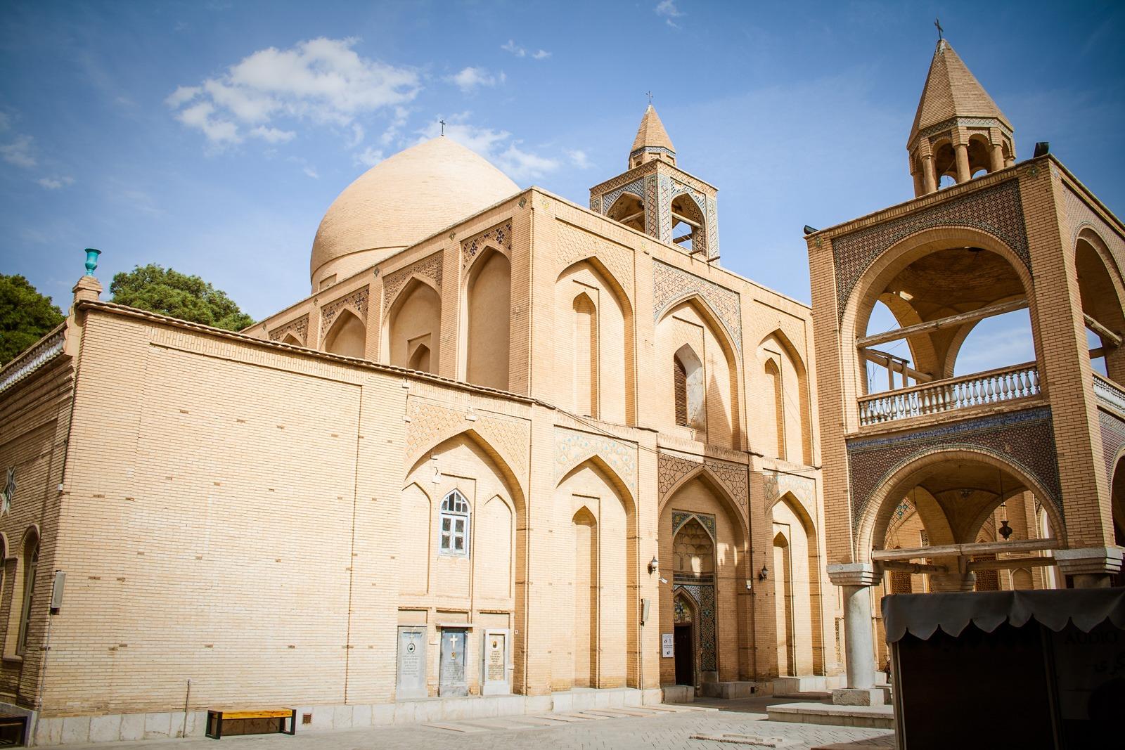 Armenische Kirche in Isfahan