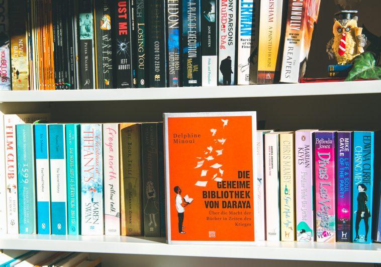 Die geheime Bibliothek von Daraya - Delphine Minoui