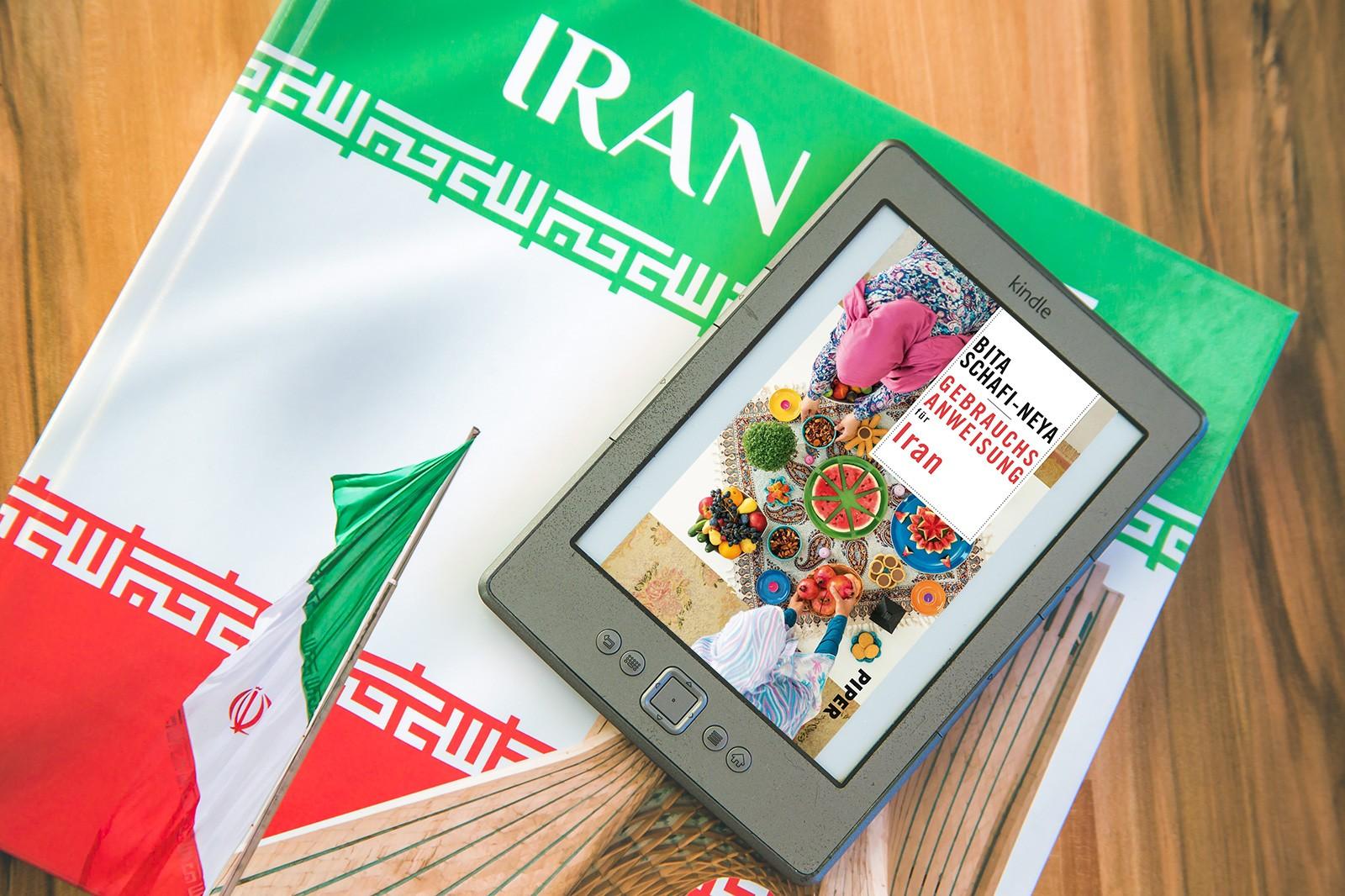 Gebrauchsanweisung für Iran – Bita Schafi-Neya