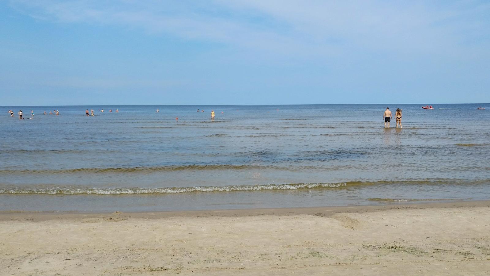 Jurmala / Riga - baden in der Ostsee