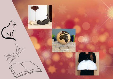 Weihnachtsgeschenke für Booknerds, Travellerhearts & Catlovers