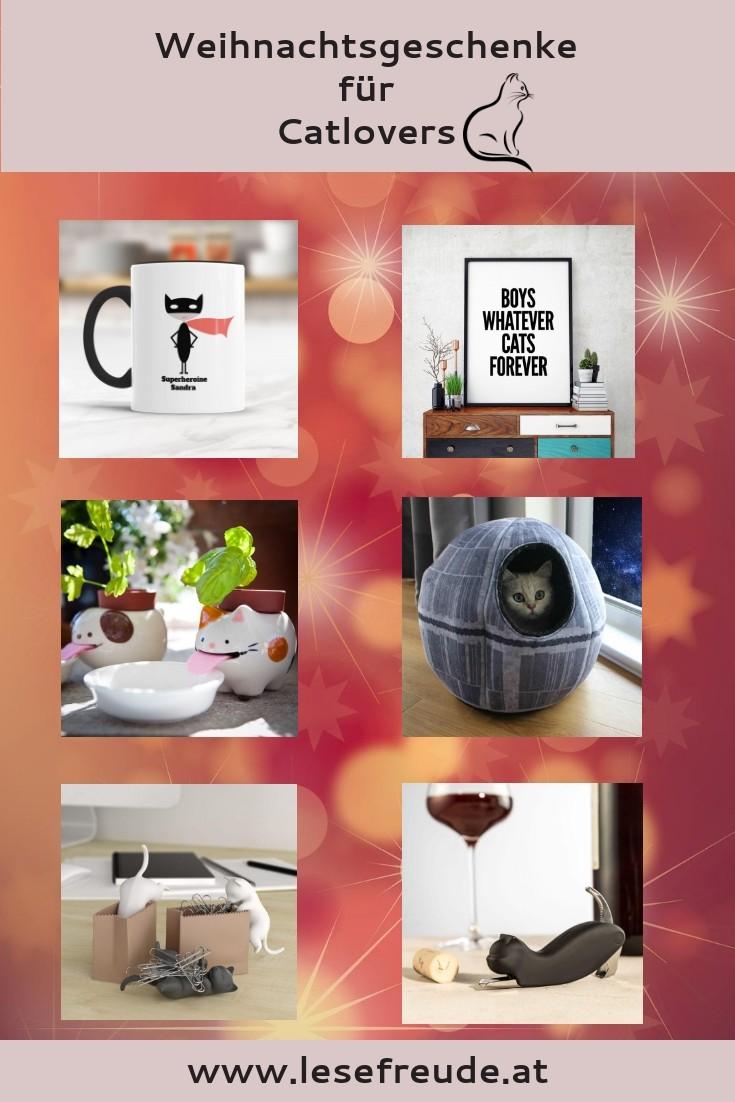 Weihnachtsgeschenke für Catlovers