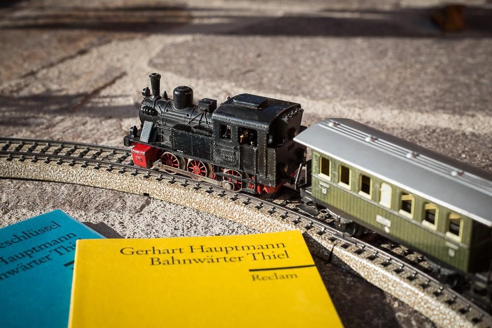 Bahnwärter Thiel von Gerhart Hauptmann