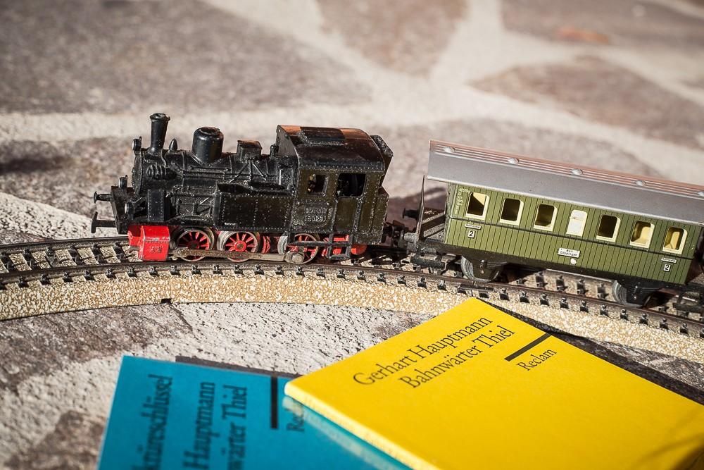 Der Zug kommt - Bahnwärter Thiel