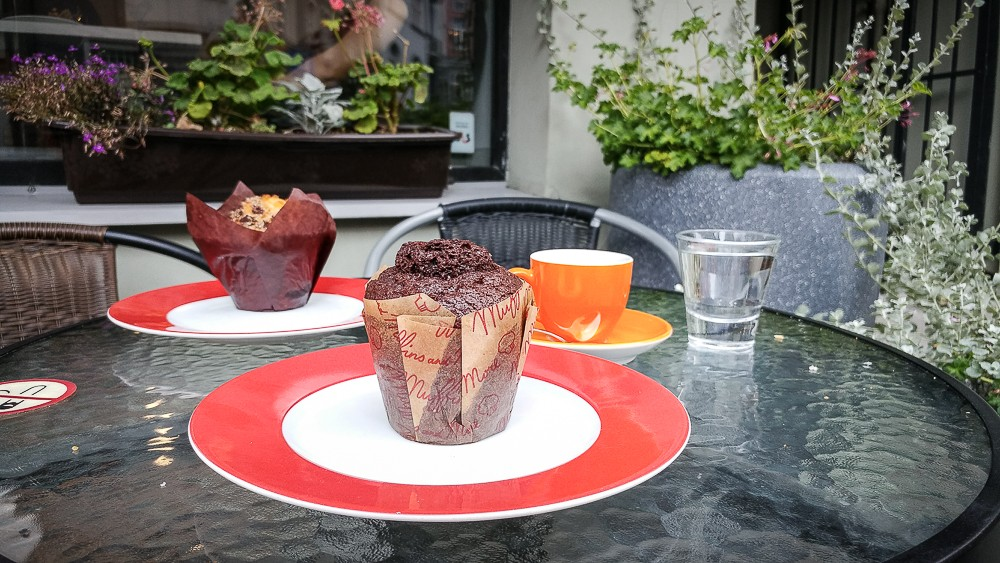 Muffin and More - Riga Gertrudes