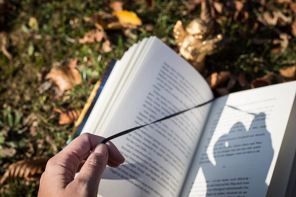 """Leseband in """"Stille Nacht und das Geheimnis der Zauberflöte"""""""