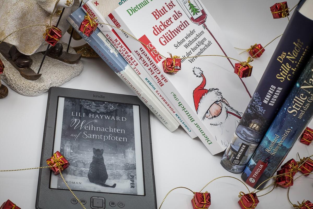 Weihnachtsneuerscheinungen - Weihnachten auf Samtpfoten