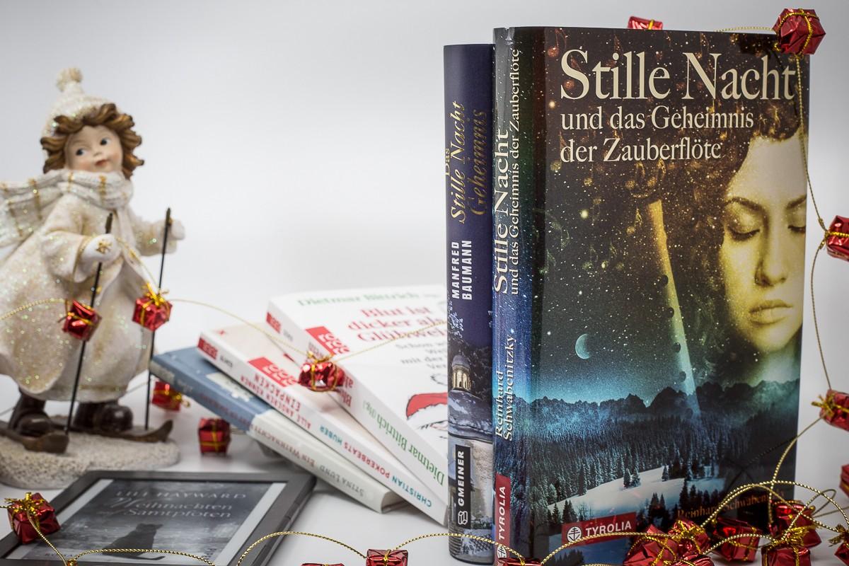 Weihnachtsneuerscheinungen - Stille Nacht, heilige Nacht