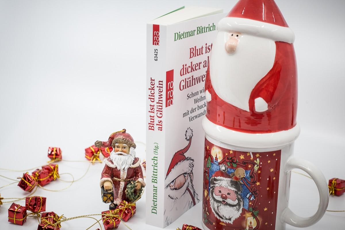 Blut ist dicker als Glühwein - Weihnachtsmann