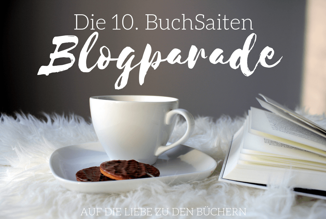 BuchSaiten Blogparade 2018 – Ein Rückblick in Büchern