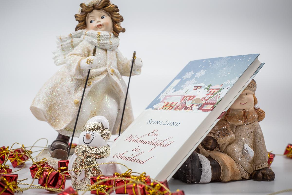 Ein Weihnachtsfest in Smaland - Stina Lund - Schneemann