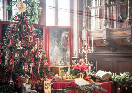 Weihnachts Stimmung im Schloss Grafenegg