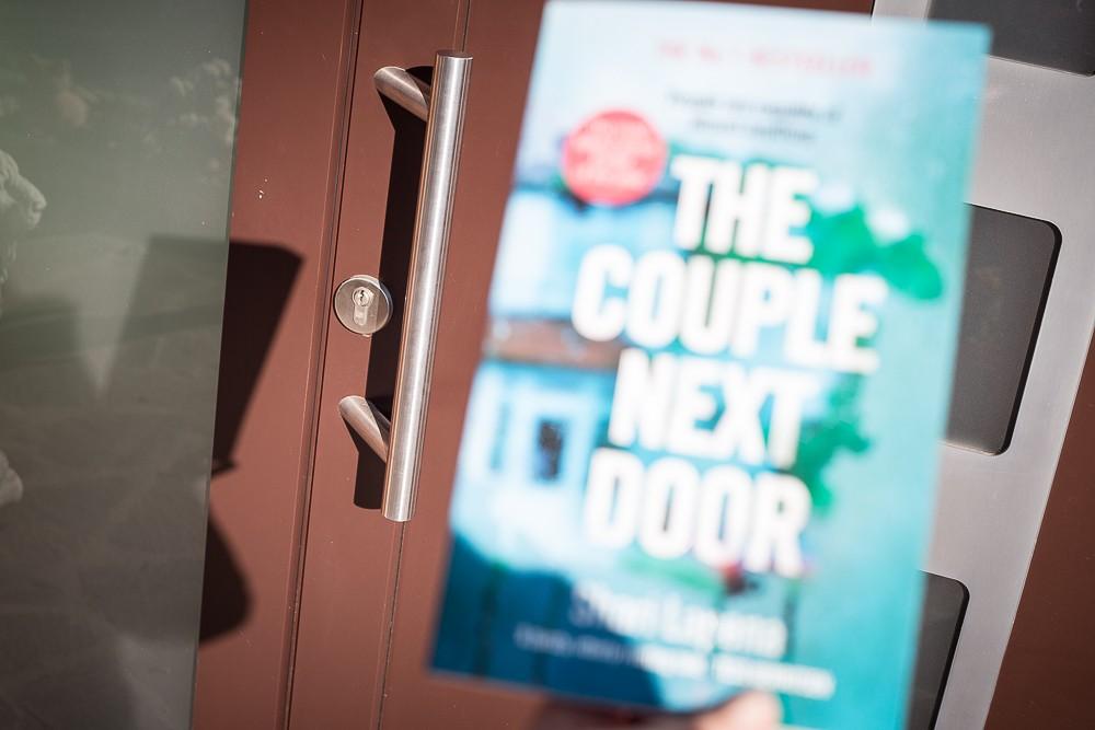 The Couple Next Door - Shari Lapena - The Door