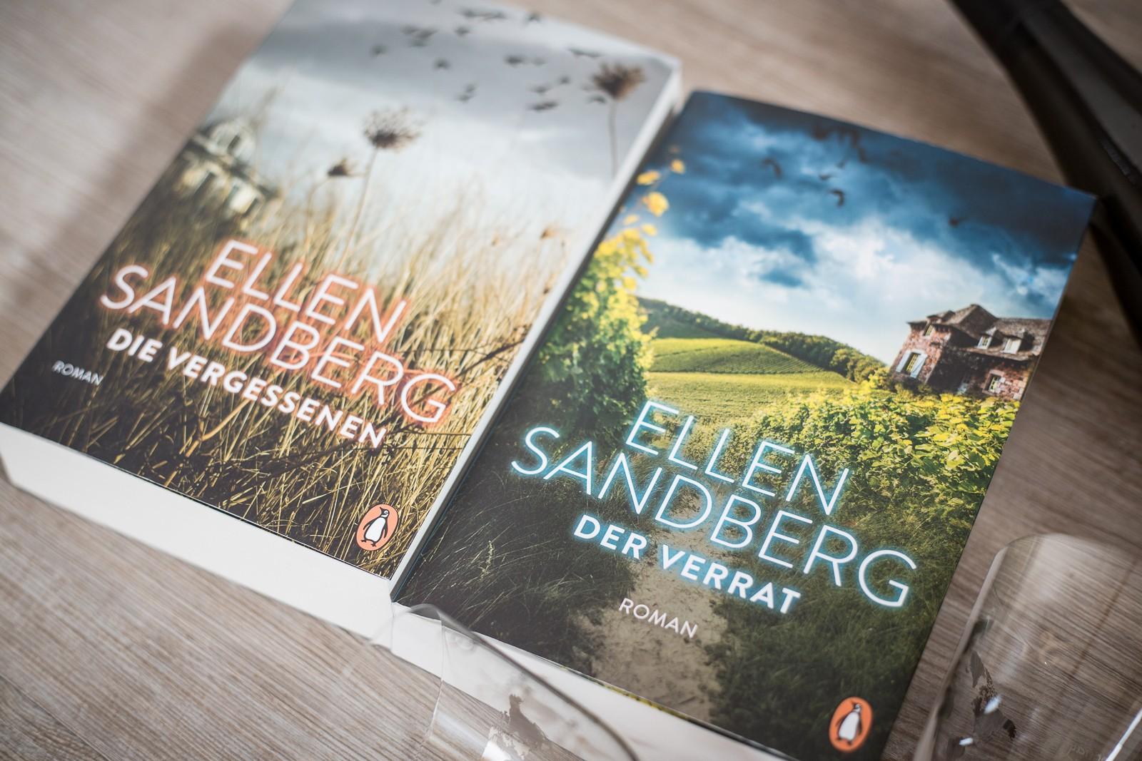 """""""Der Verrat"""" & """"Die Vergessenen"""" von Elen Sandberg"""