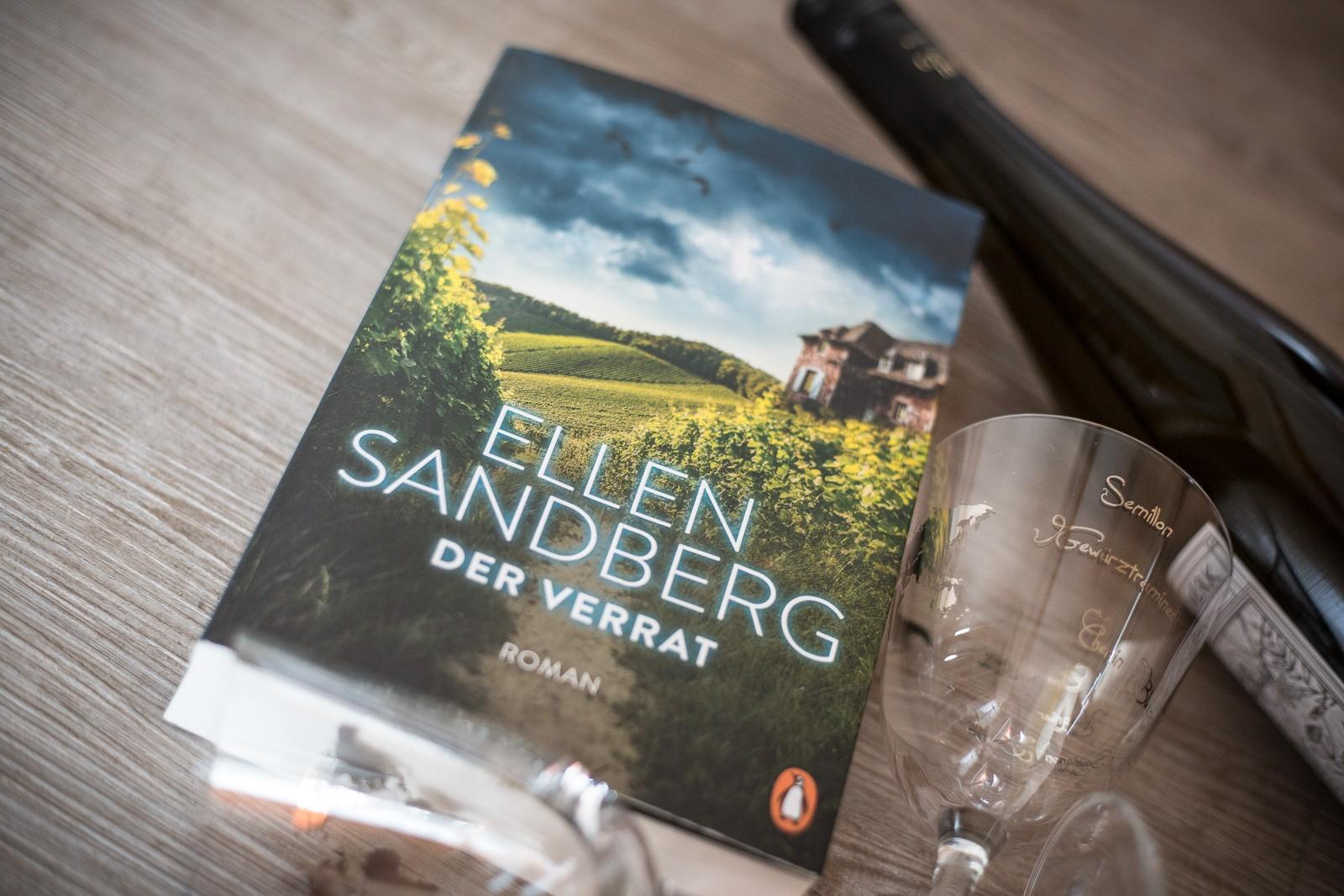 """""""Der Verrat"""" - Ellen Sandberg"""