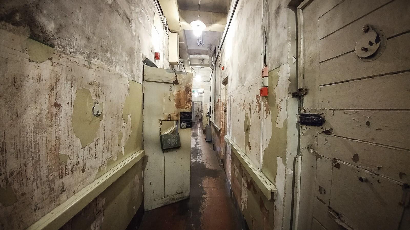 KGB Hus, Verhörräume