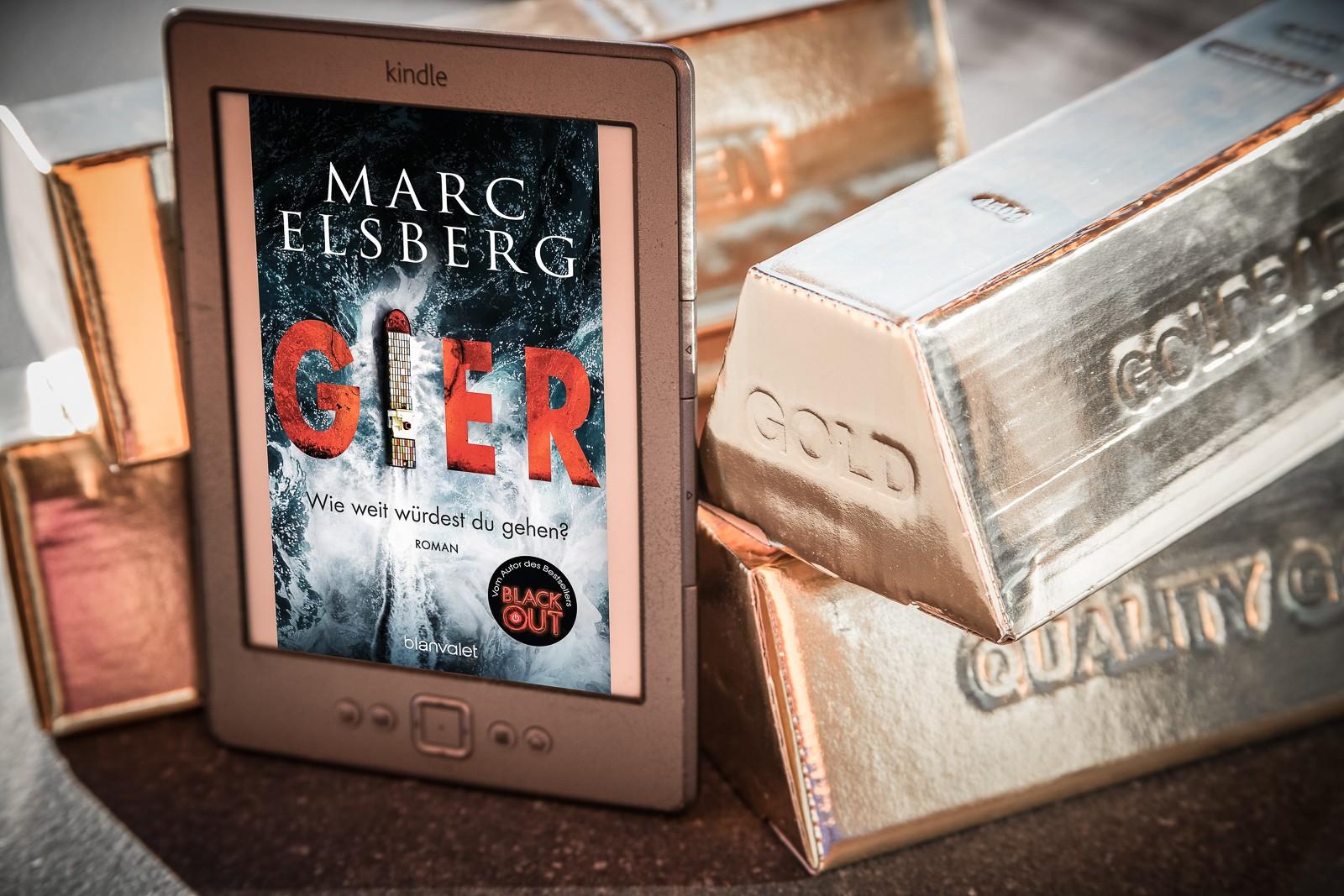 Gier - Marc Elsberg
