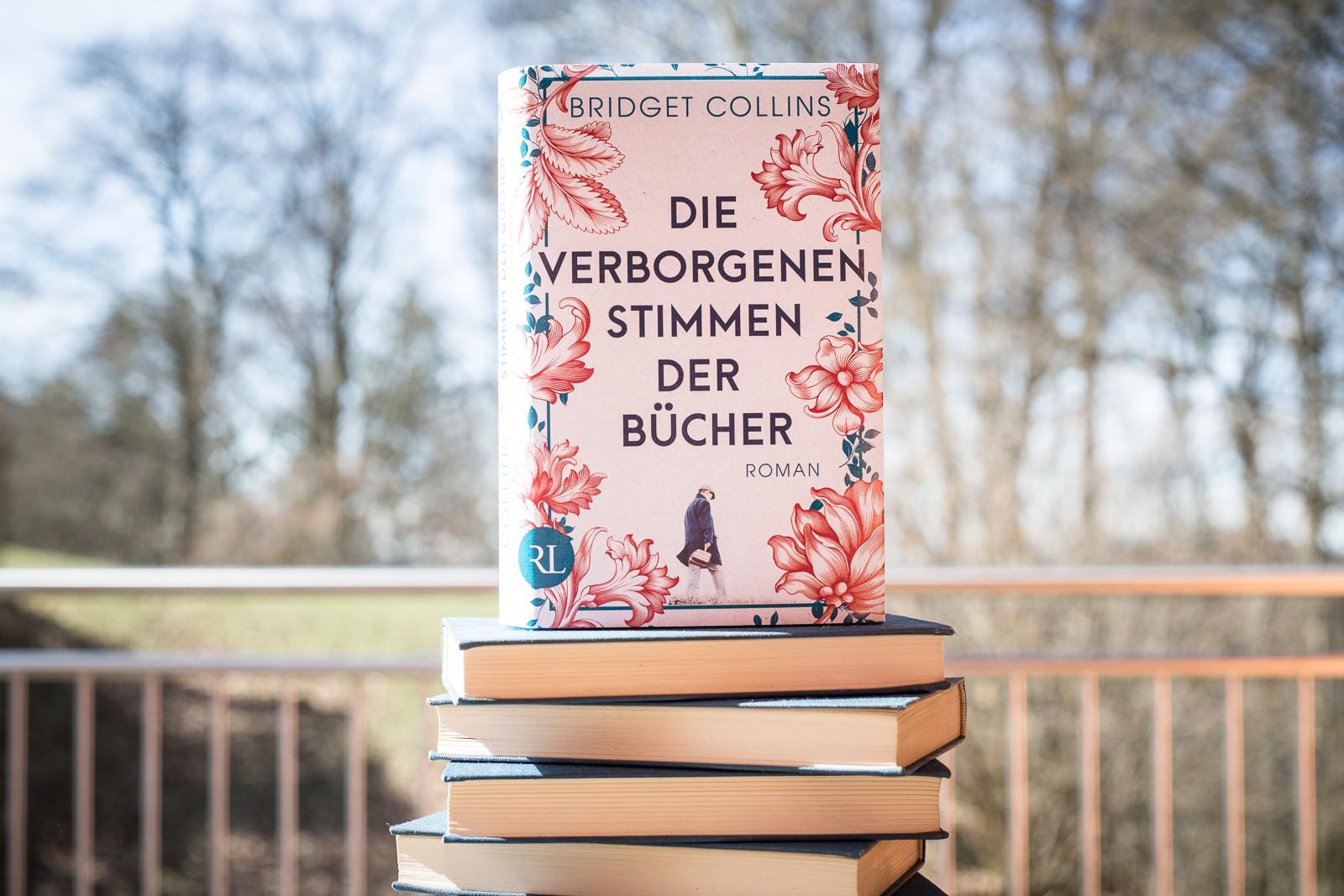 Die verborgenen Stimmen der Bücher - Bridget Collins