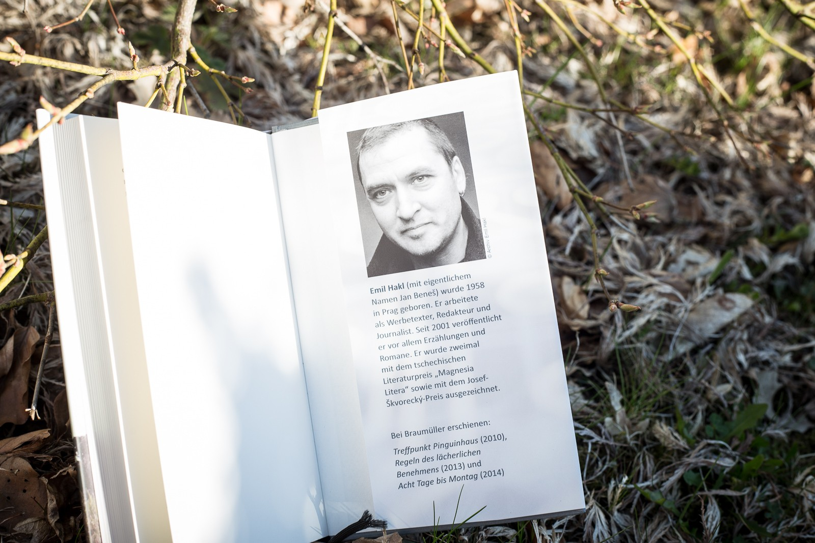 Emil Hakl in Kiras Version