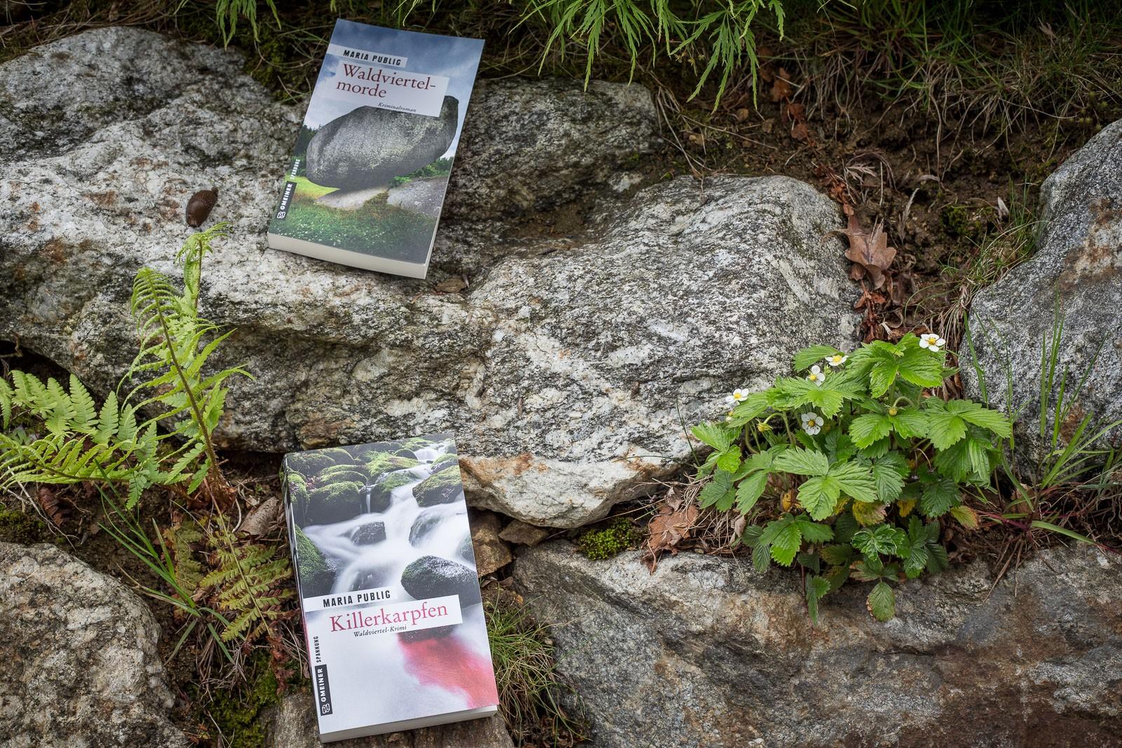 Killerkarpfen und Waldviertelmorde von Maria Publig