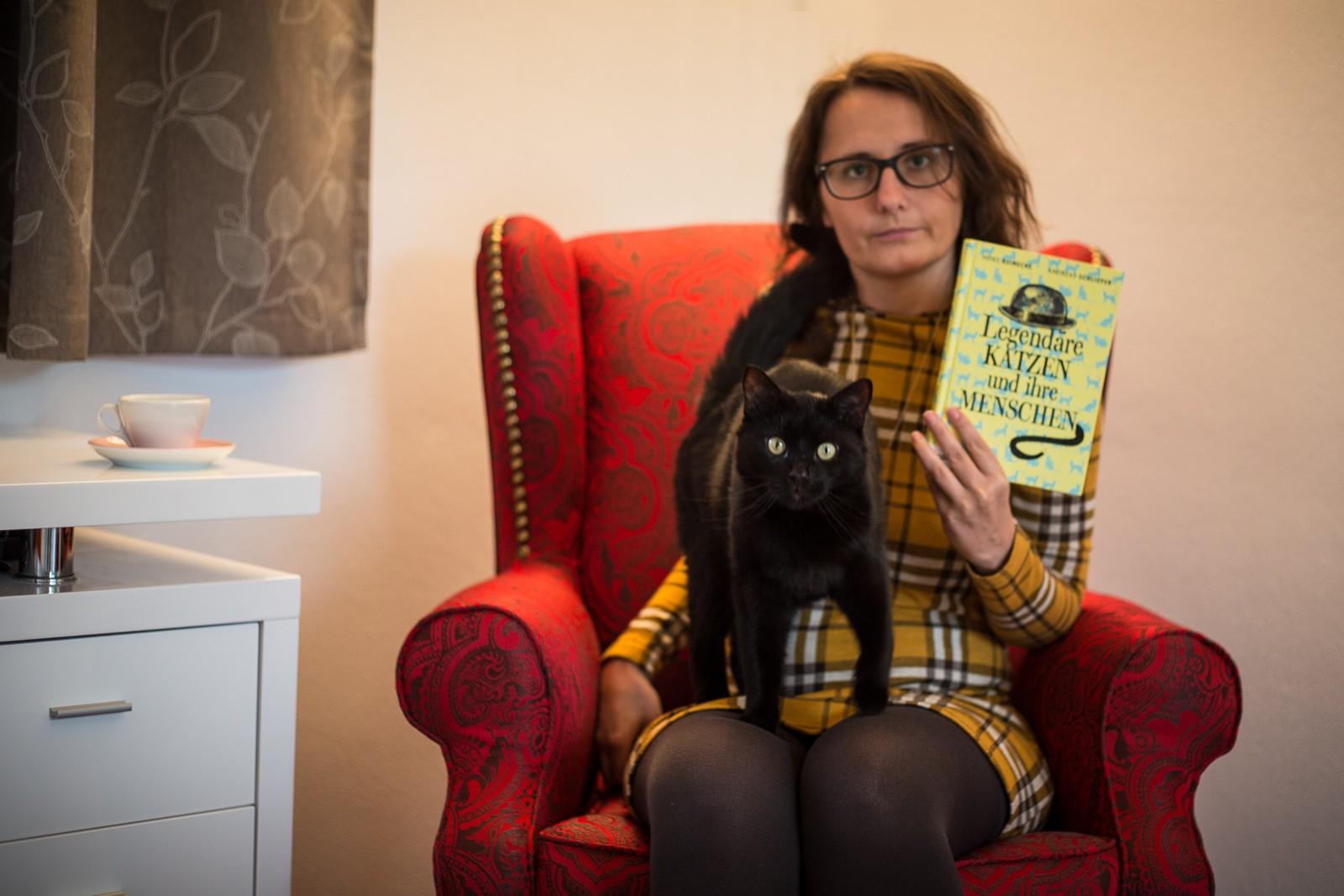 Blacky & Lesefreude - Legendäre Katzen und ihre Menschen