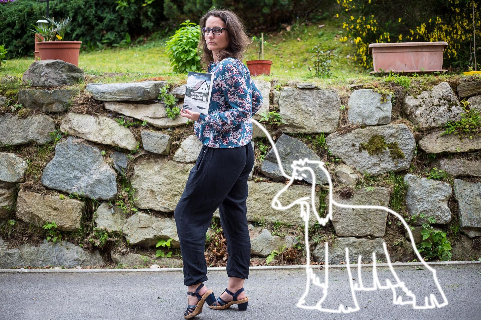 Nette Leute mit Hunden - Manfred Koch
