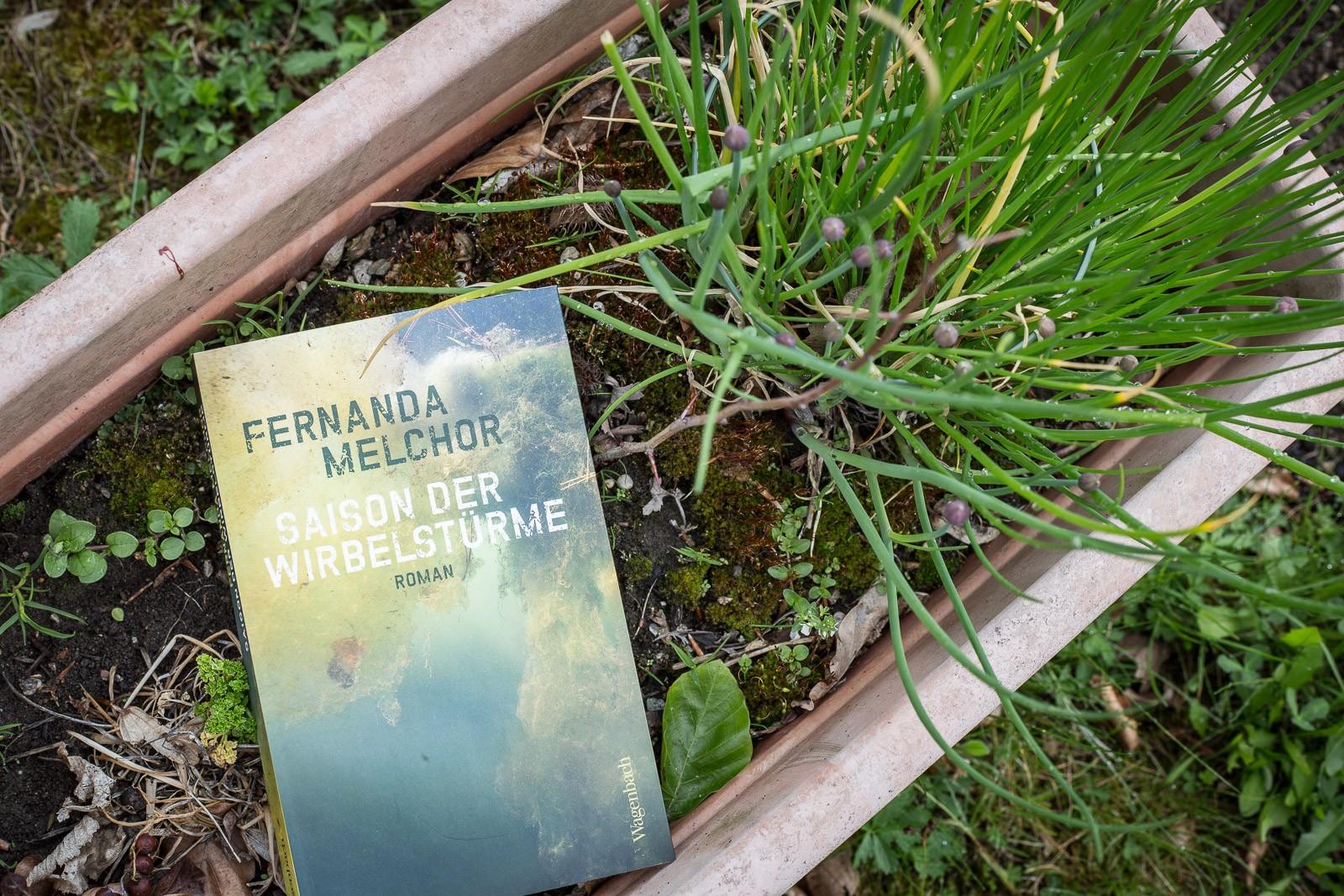 Saison der Wirbelstürme - Fernanda Melchor