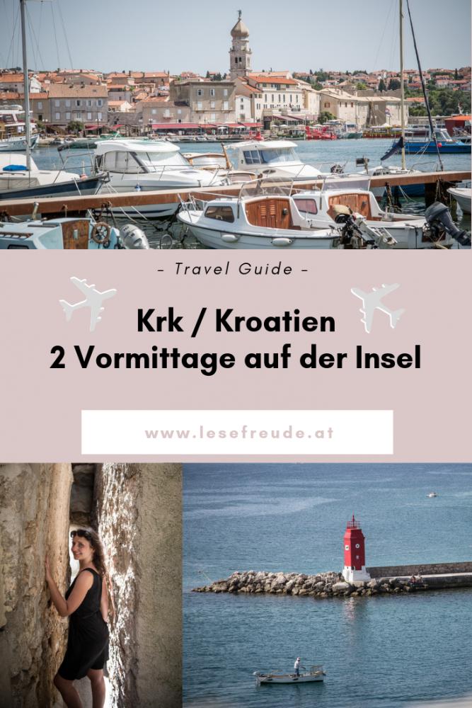 2 Vormittag auf Krk - Pinterest