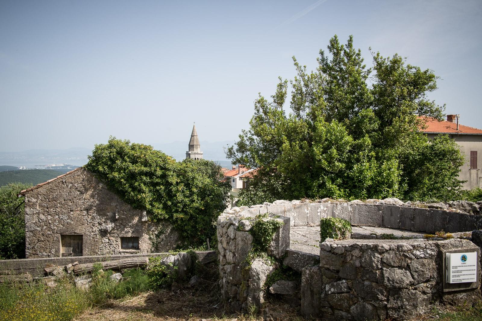Historische Sehenswürdigkeit in Drobinj