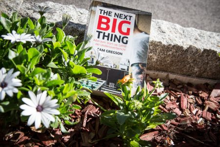 The next big thing: Albtraum Start-up-Szene – Sam Gregson