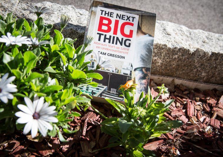 The next big thing - Start-up - Sam Gregson