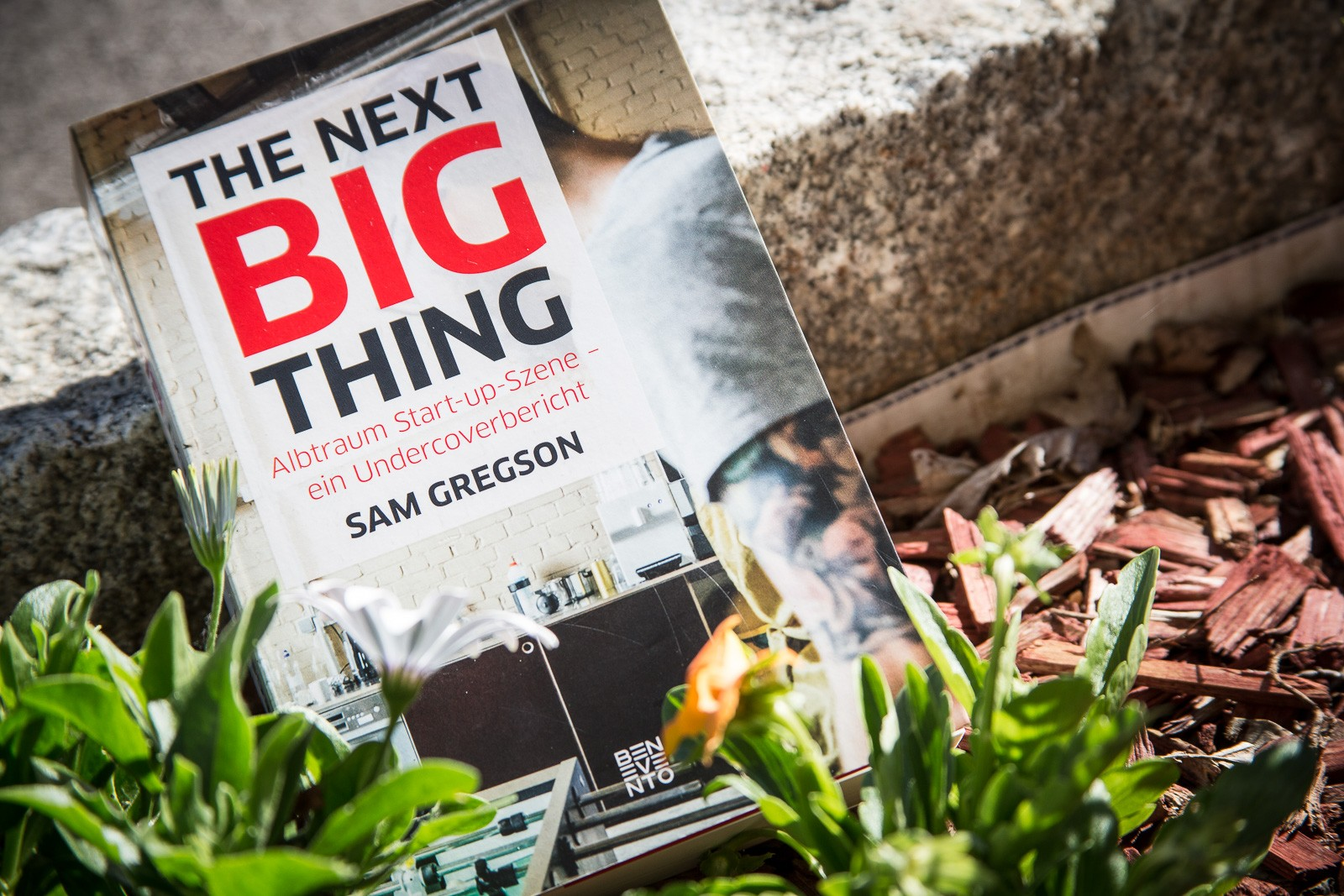 The next big thing - Start-up - Sam Gregson