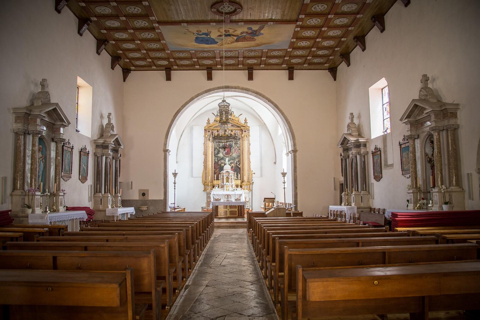 Pfarrkirche Maria Himmelfahrt in Vrbnik
