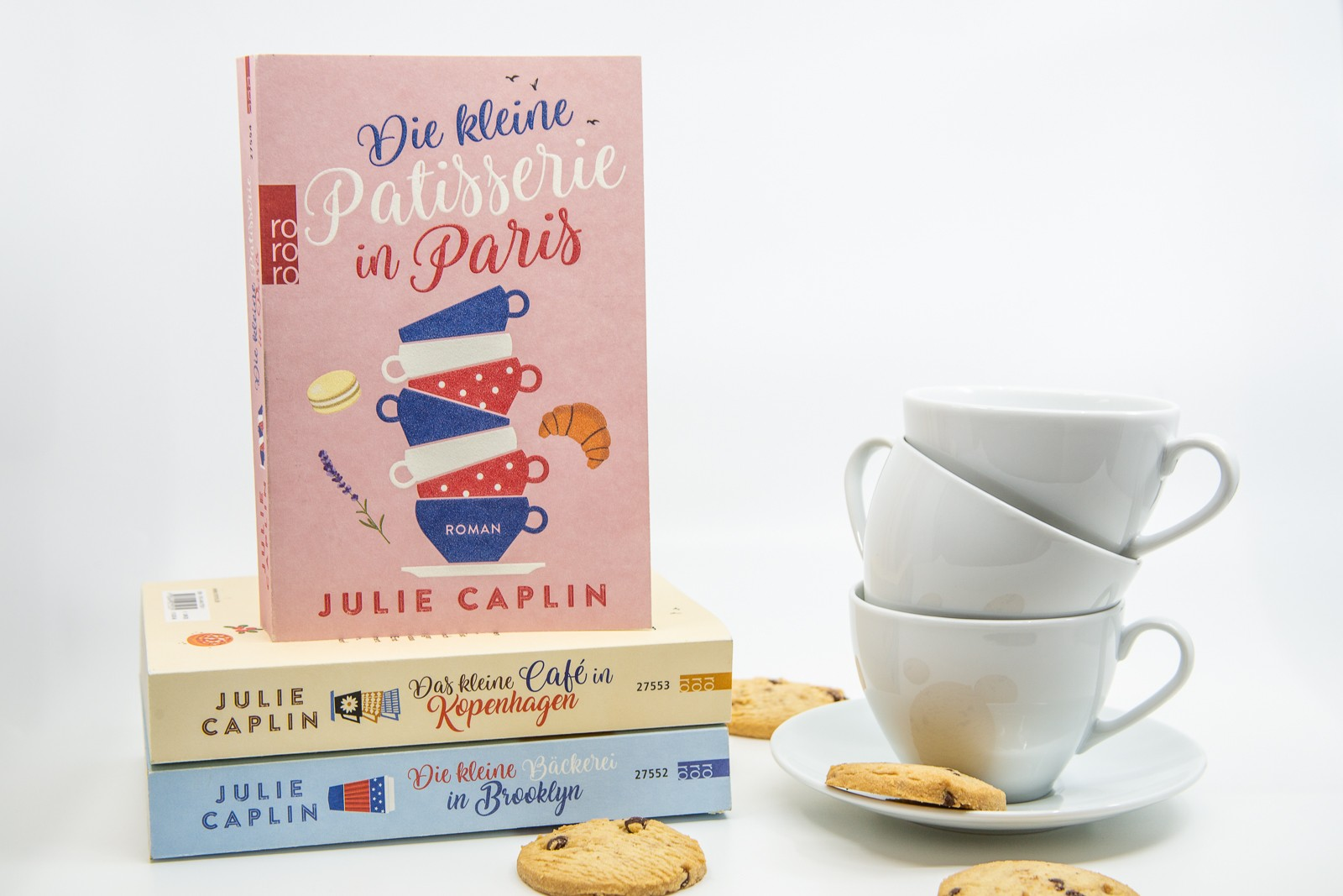Die kleine Patisserie in Paris - Julie Caplin