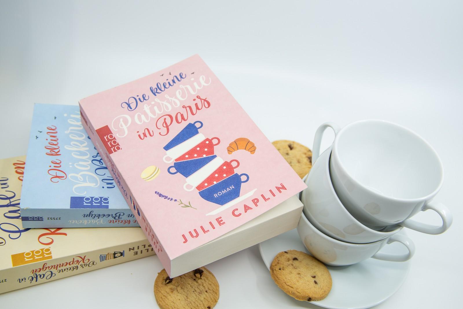 Die kleine Patisserie in Paris - Julie Caplin