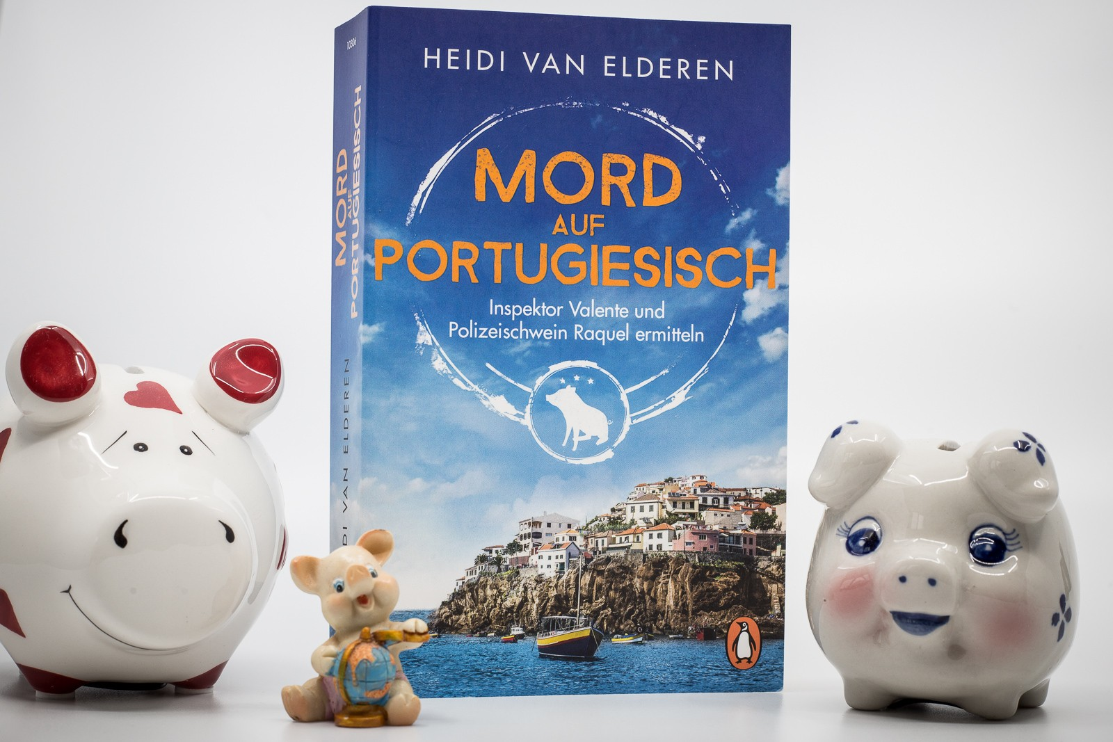Mord auf Portugiesisch - Heidi van Elderen